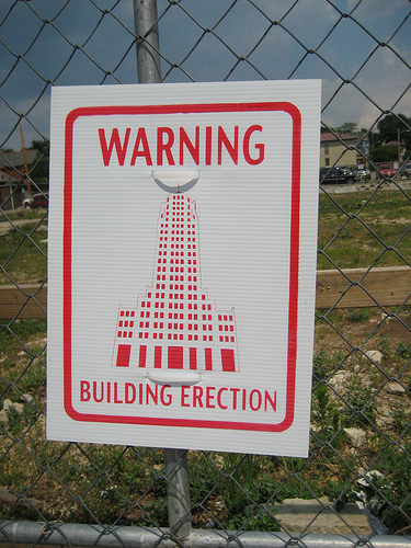 building erection 2