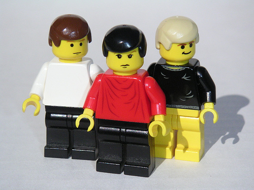 greenday legos