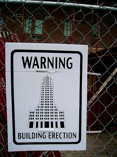 building erection