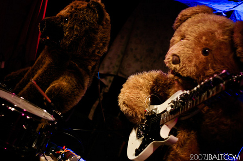 Rock'n'Roll-BEARS!