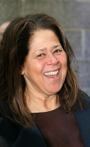 The star of the show, Anna Deavere Smith