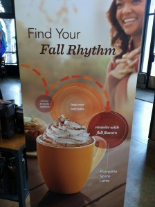 What their pumpkin spice latte cooould look like...