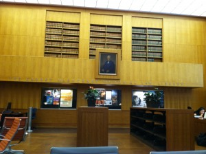 Law Library.